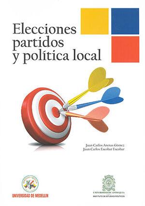ELECCIONES PARTIDOS Y POLITICA