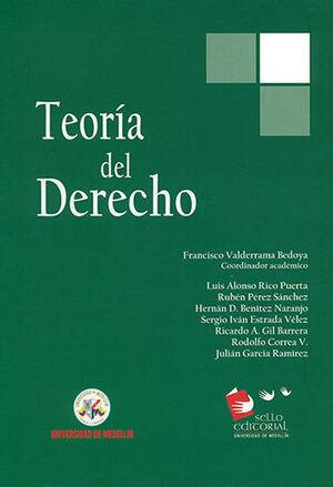 TEORIA DEL DERECHO - 3ª ED