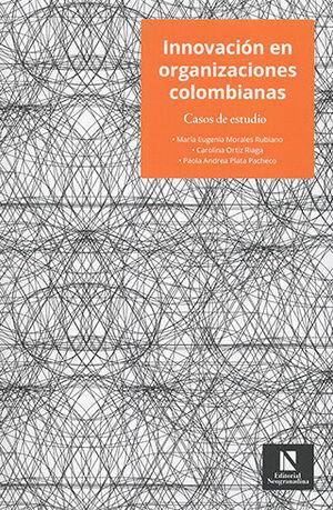INNOVACION EN ORGANIZACIONES COLOMBIANAS