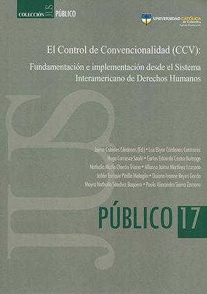 CONTROL DE CONVENCIONALIDAD (CCV)
