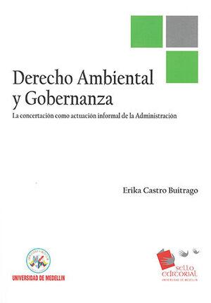 DERECHO AMBIENTAL Y GOBERNANZA