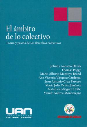 ÁMBITO DE LO COLECTIVO, EL