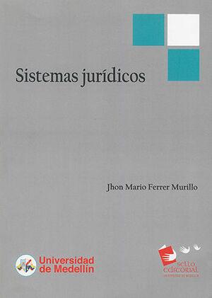 SISTEMAS JURIDICOS