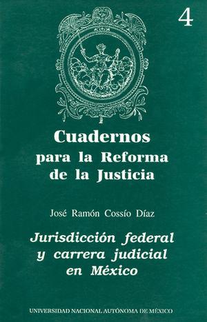 CUADERNOS PARA LA REFORMA DE LA JUSTICIA