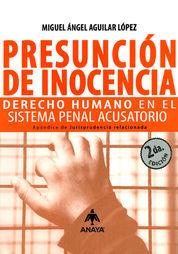 PRESUNCIÓN DE INOCENCIA 4.ª ED.