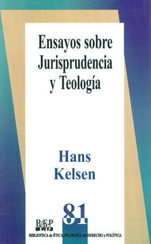 ENSAYOS SOBRE JURISPRUDENCIA Y TEOLOGIA