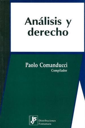 ANALISIS Y DERECHO