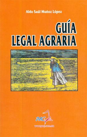 GUÍA LEGAL AGRARIA