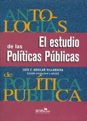 ANTOLOGÍAS DE POLÍTICA PÚBLICA 1