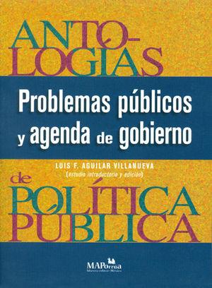 ANTOLOGÍAS DE POLÍTICA PÚBLICA 3