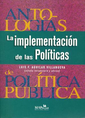 ANTOLOGÍAS DE POLÍTICA PUBLICA 4