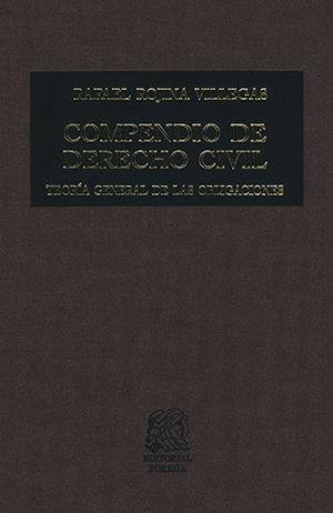COMPENDIO DE DERECHO CIVIL TOMO III (30 EDICIÓN)