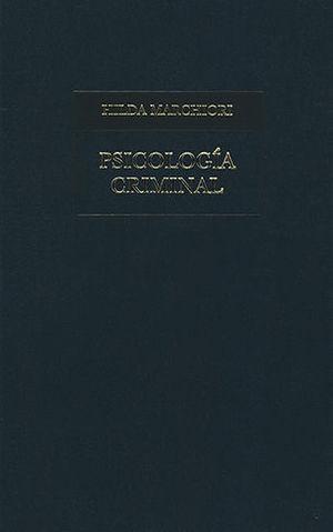 PSICOLOGIA CRIMINAL - 15 EDICIÓN