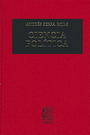 CIENCIA POLÍTICA (23 EDICIÓN)