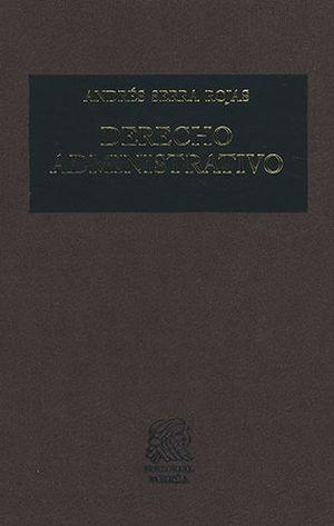DERECHO ADMINISTRATIVO. PRIMER CURSO (29 EDICIÓN)