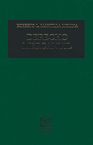 DERECHO MERCANTIL (29 EDICIÓN)