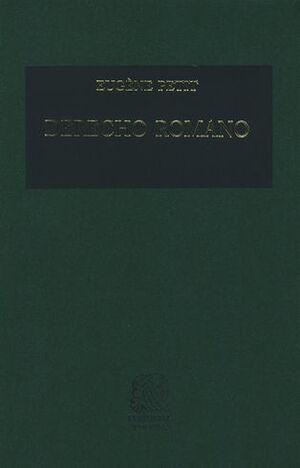 DERECHO ROMANO - 25ª ED.