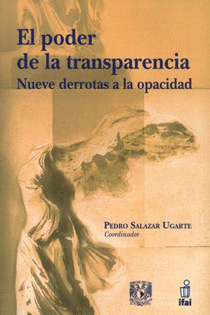 PODER DE LA TRANSPARENCIA. EL