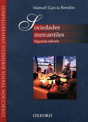 SOCIEDADES MERCANTILES. SEGUNDA ED.