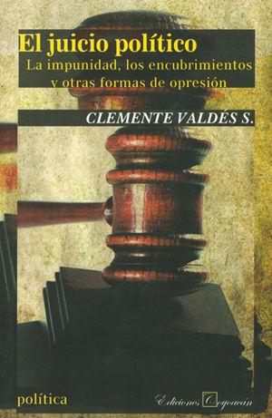 JUICIO POLÍTICO, EL