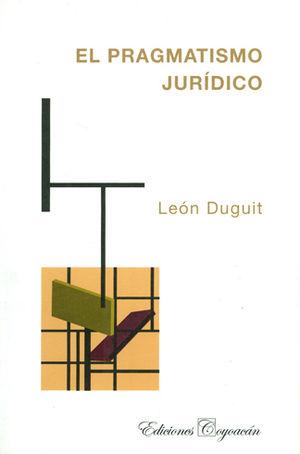 PRAGMATISMO JURÍDICO, EL