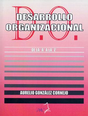 DESARROLLO ORGANIZACIONAL DE LA