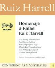 HOMENAJE A RAFAEL RUIZ HARRELL