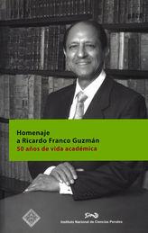 HOMENAJE A RICARDO FRANCO GUZMÁN