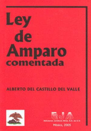 LEY DE AMPARO COMENTADA