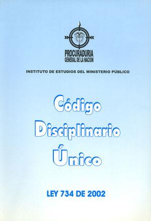 CODIGO DISCIPLINARIO UNICO