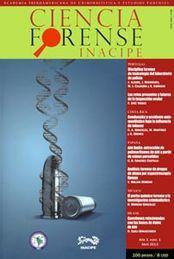CIENCIA FORENSE AÑO 3 NO. 1 (PRIMER SEMESTRE 2013)