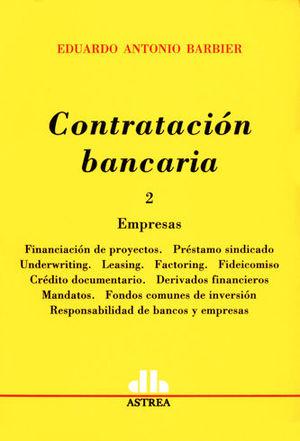 CONTRATACIÓN BANCARIA 2 TOMOS