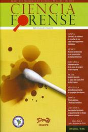 CIENCIA FORENSE AÑO 1 NO. 0 (JULIO-DICIEMBRE 2010)