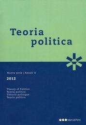 TEORIA POLITICA 2012