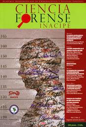 CIENCIA FORENSE AÑO 1 NO. 2 (SEGUNDO SEMESTRE 2011)