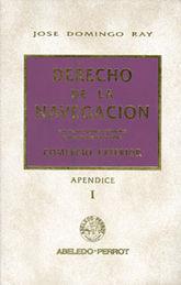 DERECHO DE LA NAVEGACIÓN APÉNDICE I