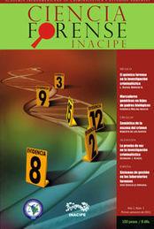 CIENCIA FORENSE AÑO 1 NO. 1 (PRIMER SEMESTRE 2011)