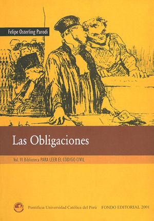 OBLIGACIONES, LAS