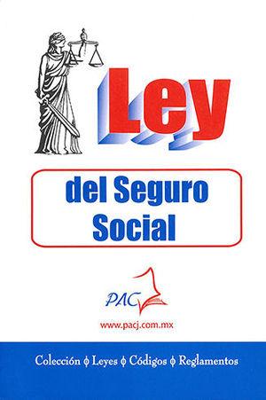 LEY DEL INSTITUTO MEXICANO DEL SEGURO SOCIAL 2020