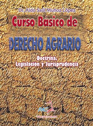 CURSO BÁSICO DE DERECHO AGRARIO