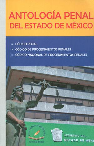 ANTOLOGIA PENAL DEL ESTADO DE MEXICO