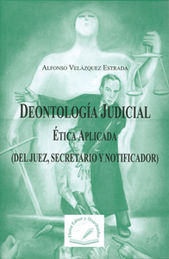 DEONTOLOGÍA JUDICIAL