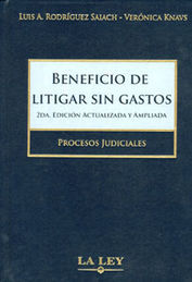 BENEFICIO DE LITIGAR SIN GASTOS