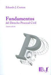 FUNDAMENTOS DEL DERECHO PROCESAL CIVIL