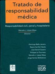 TRATADO DE RESPONSABILIDAD MÉDICA