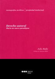DERECHO AUTORAL