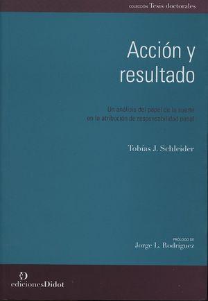 ACCIÓN Y RESULTADO