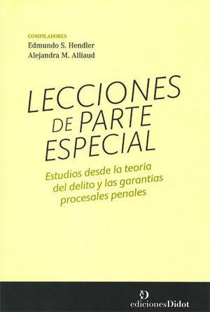 LECCIONES DE PARTE ESPECIAL