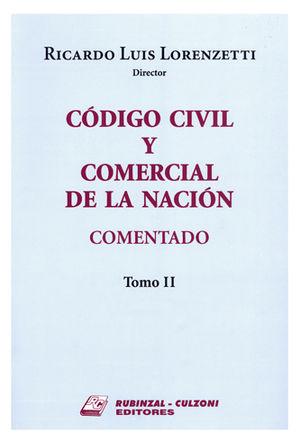 CÓDIGO CIVIL Y COMERCIAL DE LA NACIÓN COMENTADO 11 TOMOS
