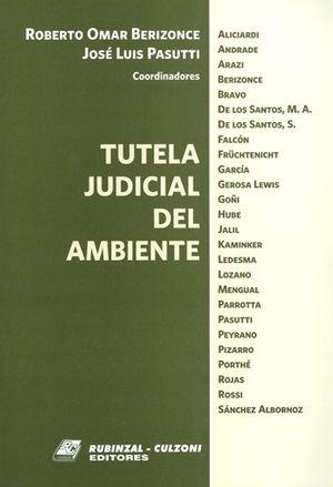 TUTELA JUDICIAL DEL AMBIENTE